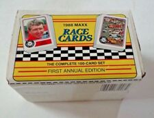 New 1988 Maxx NASCAR Racing Cards Unopened First Annual Charlotte Edition Set