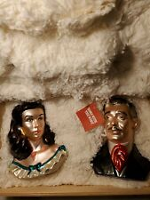 New ListingGone With The Wind Rare Kurt Adler Polonaise Ornaments Never Displayed w/ Box