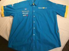 formula 1 shirt - RENAULT F1 / MILD SEVEN TEAM PRINCIPAL Shirt (XL)