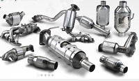 Catalytic Converter-Direct Fit Left fits 03-04 Ford Expedition 5.4L-V8