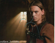 Jamie Campbell Bower Camelot Autographed Signed 8x10 Photo COA
