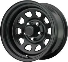 Trail Master TM5, 15x8 with 5 on 4.5 Bolt Pattern - Flat Black TM5-5865F