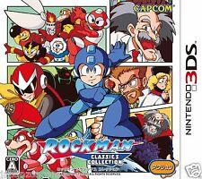 Rockman Classics Collection CAPCOM NINTENDO 3DS JAPANESE  JAPANZON COM