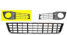 Lüftungsgitter, Stoßfänger für Karosserie Vorderachse VAN WEZEL 0317594