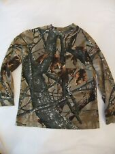 Outfitters Ridge Youth Large 10/12 Fusion 3-D Long Sleeve Shirt
