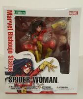 Authentic Spider-Woman Bishoujo Statue Kotobukiya Marvel NEW SEALED
