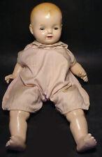 New Listing22 inch Baby Hendren Doll Circa 1920's
