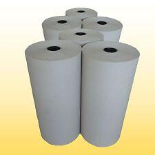 6 Rollen Schrenzpapier Packpapier 50 cm breit x 250 lfm  80gm² 1 Rolle=10kg