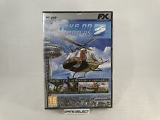 TAKE ON HELICOPTERS PC COMPUTER DVD-ROM FX INTERACTIVE NUOVO SIGILLATO
