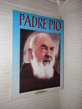 PADRE PIO Luigi Panella 1980 libro religione saggistica storia racconti di