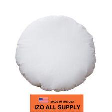 Round, Bolster, Rectangular Pillow Insert Premium Euro Sham Hypoallergenic Throw