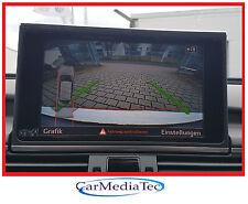 Audi a6 s6 rs6 4g c7 camara de vision trasera MMI original nachrüst cámara set avant Kit