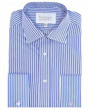 Striped Regular Formal Shirts for Men 38 in. Chest