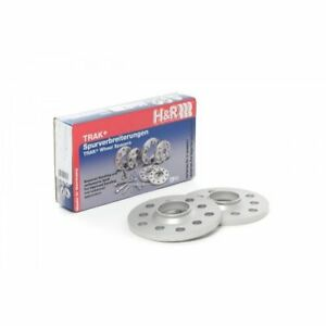 H&R 14957161 7mm DR Wheel Spacer For Porsche 911/Boxster/996/997/Cayman/Panamera