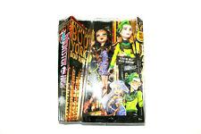 Mattel Monster High Boo York Cleo de Nile & Deuce Gordon chw60 nuevo embalaje original &