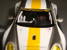 PORSCHE 911 (997) GT3 RSR, PRESENTATION 2012, PORSCHE DEALER EDT.1:43, NEU Norev