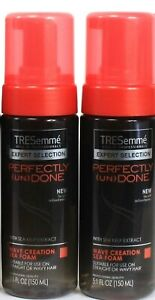 2 TRESemme Expert Selection Perfectly (un)Done Wave Creation Sea Foam 5.1 FL OZ
