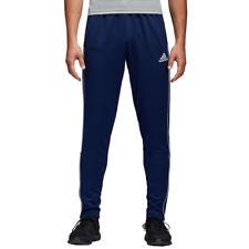 Adidas Core 18 Entraînement Pantalon Bleu Marine Blanc 2xl
