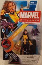 "Marvel Universe 3 3/4"" Series 8 - #017 X-Men Kitty Pryde Lockheed (Mint On Card)"