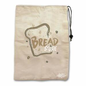 Eddingtons The Green Grocer Bread Storage Bag Keep Loaf Rolls Fresher For Longer