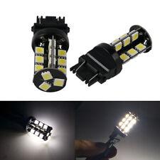 3156 6000K White LED Backup Reverse Light Lamp Bulbs For Chevrolet Blazer Malibu