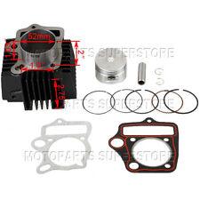 52mm Cylinder Piston Pin Ring Gasket Kit for 110cc ATVs & Dirt Bikes, Go Karts