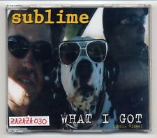 Sublime Maxi-CD What I Got incl. Gwen Stefani (track 2) - 155 760-2