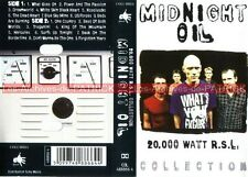MIDNIGHT OIL : '20.000 WATT R.S.L' 1997 : K7 Audio Tape Cassette