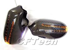 Mercedes Benz R230 SL-Class Facelift 05-08 6K CARBON FIBER Arrow LED Side Mirror