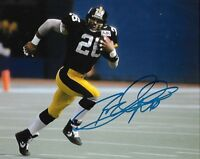 ROD WOODSON signed 8x10 photo PITTSBURGH STEELERS g