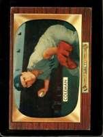1955 BOWMAN #99 JERRY COLEMAN GOOD+ YANKEES  *X3196