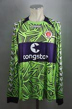 St. Pauli Trikot Gr. XXL Hummel 1910 Congstar Jersey Hamburg Shirt 2016 Torwart