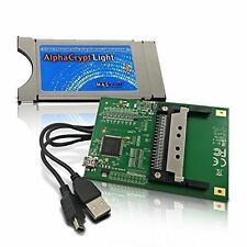 AlphaCrypt Light Modul R2.2 für One4all geeignet HMP USB CI Programmer Bundle