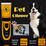 Professional Pet Electric Hair Clipper Cat Dog Cordless Trimmer Grooming Kits