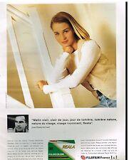 Publicité Advertising 1993 Film Photo Pellicule Fujicolor et Jean francois Gaté
