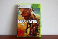 Max Payne 3 - XBOX360 Game PAL - English Version