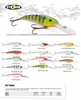 STORM Deep Thunder Fishing Lure 11cm - 15cm  28g - 60g Various Colours