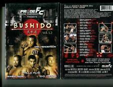 PRIDE FC - BUSHIDO: VOLUME 12 (DVD, 2008) BRAND NEW SEALED - FREE SHIPPING