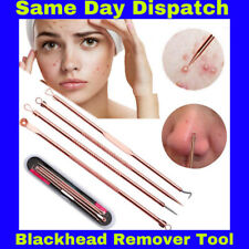 💙Blackhead Whitehead Comedone Spot Pimple Blemish Extractor Remover Tool Set💙