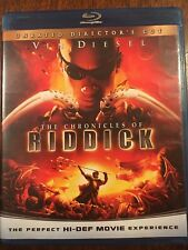 Used Blu Ray - The Chronicles Of Riddick