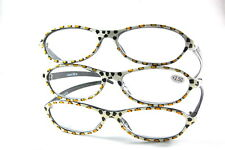 UV 0565 Lady Reading Glass Color Frame +2.50 3 for 1 price