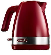 DELONGHI KBLA 2000.R Water Tea Kettle Red Genuine New