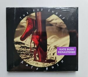 Kate Bush - The Red Shoes Remastered CD NEW & SEALED