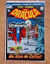 Marvel Comics The Tomb of Dracula #2 Bronze Age