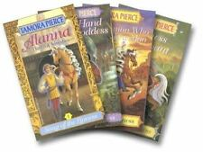 The Song of the Lioness Quartet Set by Tamora Pierce Boxed Set LN (2003,