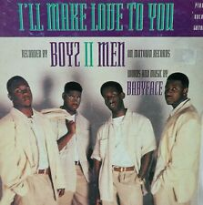 I'LL MAKE LOVE TO YOU Boyz II Men by BABYFACE Vintage Collectable Sheet Music