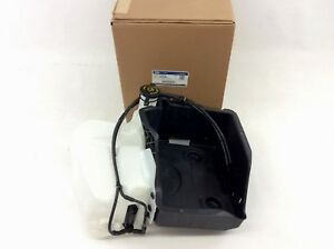 Ford Expedition Battery Support Tray and Windshield Washer Fuild Tank new OEM