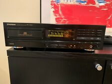 Pioneer CD Player PD-7300 w/ remote. Made in Japan, Top condition - with Manual