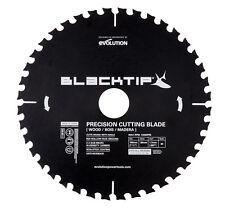 BLACKTIP® 190mm Fine Precision Cut Blade