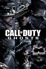 CALL OF DUTY ~ GHOSTS ~ PROFILES 24x36 VIDEO GAME POSTER Warfare Black Ops
